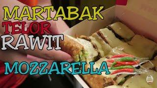 Martabak RAWIT  Mozzarella vs Martabak Coffee Espresso Dahsyat!  ft Ruben Ganteng