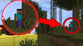 Top 10 SCARIEST Minecraft Myths, Legends & Creepypastas (Herobrine, Null, Entity 303, 3 AM and more)