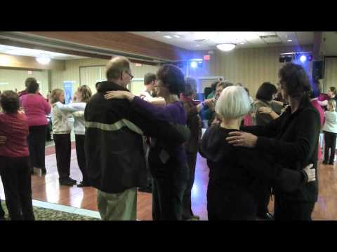 "Find A Partner - ""Day of Dance"" Brings Together People Of All Ages"