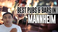 Best Bars Pubs & hangout places in Mannheim, Germany