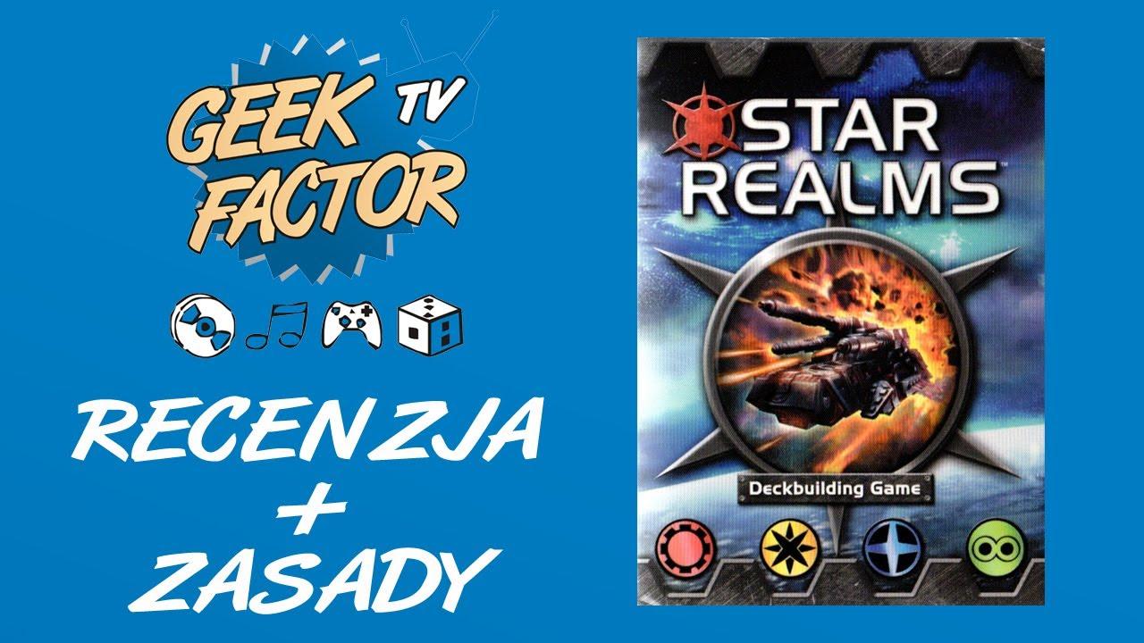 STAR REALMS – Recenzja i Wideo Instrukcja
