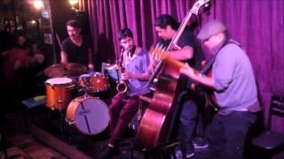 Enanos Café Jam Sessions - Chacal Ensamble  (Free Jazz Improvisation)