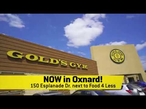 Introducing The NEW Gold's Gym SoCal Oxnard!