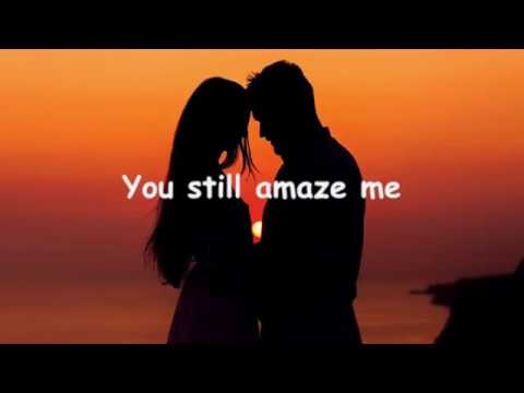 You still amaze me [LYRICS]- Elias Naslin feat Alexander Lund