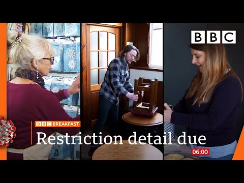 Covid: England's regional tiers to be set out 🔴 @BBC News live - BBC