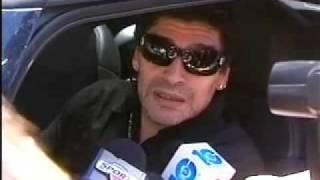 TV AZTECA DEPORTES EN SUDAMERICA MARADONA CUMPLEAÑOS