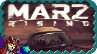 MARZ RISING | Zombie RTS tower defense game | Marz Rising Gameplay