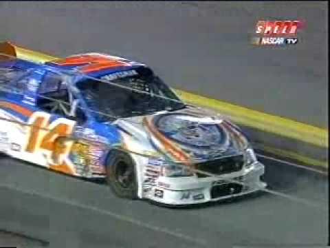 2005 Craftsman Truck Series. Rick Crawford Flips at Daytona.