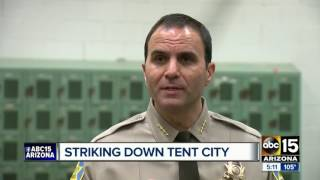 Arpaio's Tent City is coming down after 2 decades
