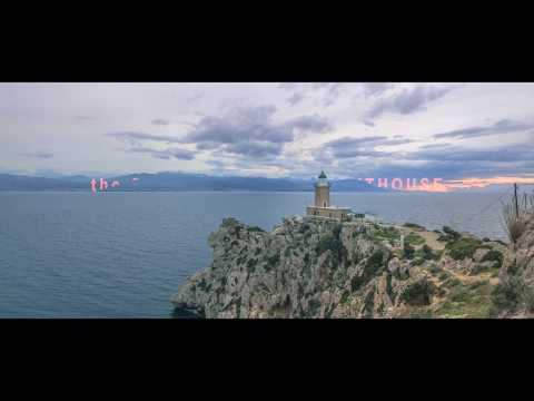 the Cape Melagkavi Lighthouse   a Gem of Corinthian Gulf