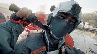 Homefront The Revolution: Crossbow Stealth Mission Gameplay