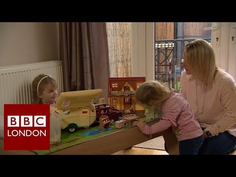 Leaving London: The young family – BBC London News