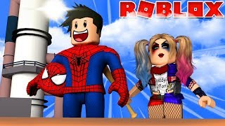 TOMU & YUMI ARE SUPERHEROES IN ROBLOX