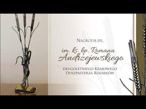 Prezentacja laureata Nagrody im. ks. bp. Romana Andrzejewskiego za rok 2020/2021
