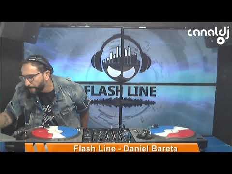 DJ Daniel Bareta - Eurodance - Programa Flash Line - 23.07.2019