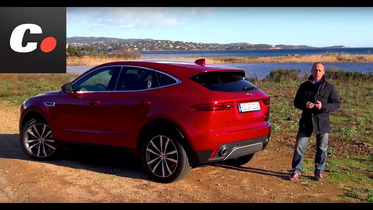 jaguar e pace suv primera prueba test review en espa ol youtube. Black Bedroom Furniture Sets. Home Design Ideas