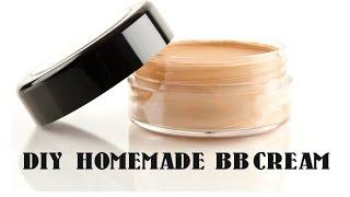 dIY محلية الصنع BB كريم |كيفية جعل BB كريم في المنزل |