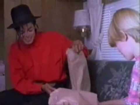 Michael Jackson & Macaulay Culkin | Friends forever |