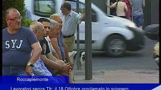 Roccapiemonte: Lavoratori senza Tfr, il 18 Ottobre proclamato lo sciopero - 30 Settembre 2017