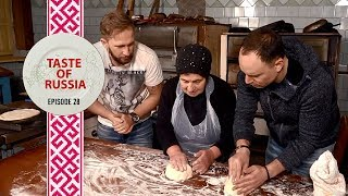 The multicultural cooking of Sochi - Taste of Russia Ep. 28