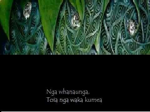Tenei te Waka o Mataatua