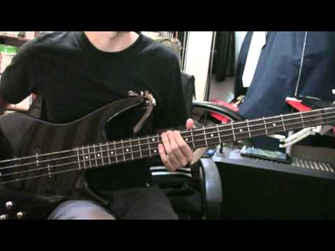 Of Mice & Men - OHIOISONFIRE bass cover