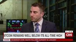 "Anthony ""Pomp"" Pompliano talks Bitcoin on CNN (Part 1/3)"