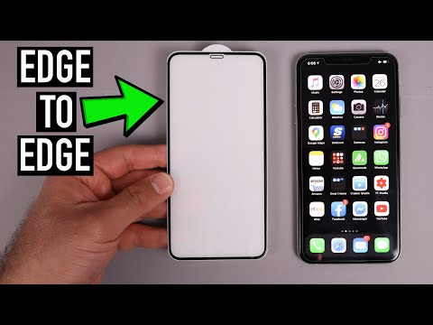 How To Install Edge To Edge Curved Glass Screen Protector