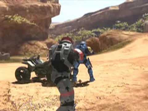 Halo 3 Mongoose Mowdown