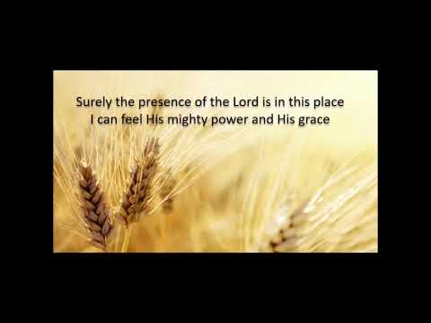 Surely The Presence - 2017-12-16