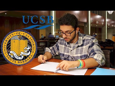 First week at UCSB!