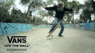 Los Viejos Trucos: No Comply 180 | Skate | VANS