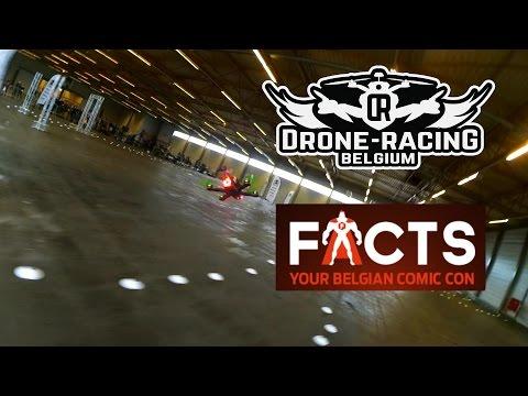 Drone Racing Belgium @ FACTS 2016
