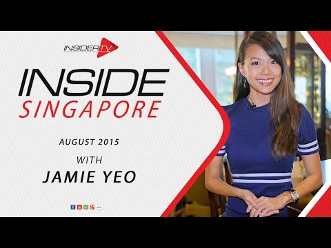 INSIDE Singapore with Jamie Yeo | August 2015