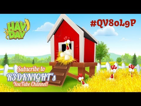 Hay Day Live - Play and Chat until 9pm