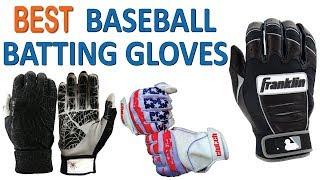 Top 5 Best Baseball Batting Gloves Reviews in 2018