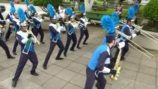 Banda Municipal de San José, CR - Gira el Mundo, Percance - Tibás 2016