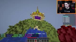 """Minecraft GRAWITACJA #3 - """"Chyba to wygrałem!"""""""