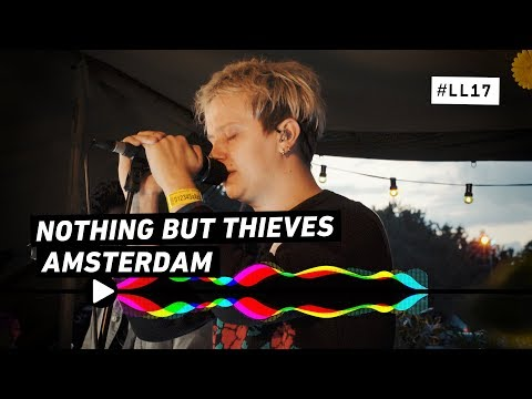 NOTHING BUT THIEVES - AMSTERDAM - 3FM SESSIE LL 17