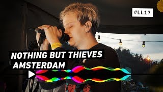 Nothing But Thieves - Amsterdam | 3FM Live | NPO 3FM