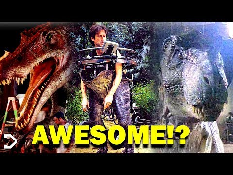 Why Are Animatronics SO AWESOME!? - With Matt Winston
