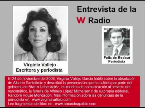 Virginia Vallejo: Los Narcopresidentes, 1-6