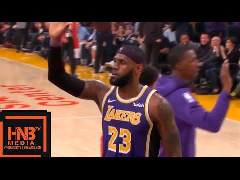 Los Angeles Lakers vs Minnesota Timberwolves 1st Half Highlights | 11.07.2018, NBA Season