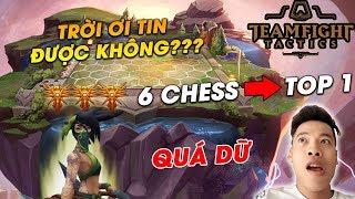 tri i tin c khng 6 chess ginh top 1 qu d u trng chn l lol auto chess