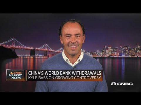 Hayman's Kyle Bass: 'China Has Infiltrated The World Bank'