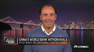 Hayman's Kyle Bass: 'China has infiltrated the World Bank'