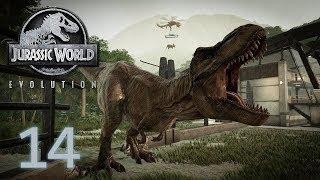 Jurassic World Evolution - E14 - Murder