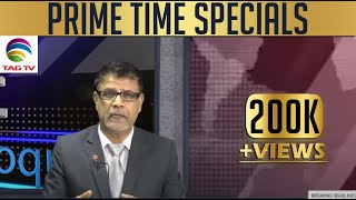 #India rejects Pak Claim, a major embarrassment - Prime Time with Anis Farooqui @TAGTV