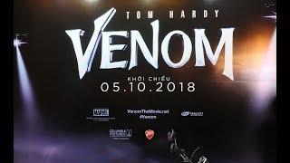Họp báo Phim Venom và toàn cảnh giao lưu cùng fan Marvel