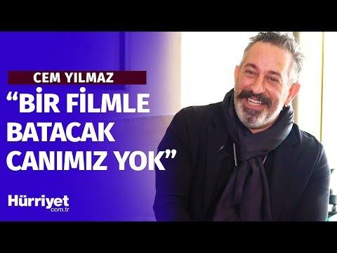 Cem Yılmaz'dan Hakkındaki İddialara Samimi Cevaplar | Ahmet Hakan